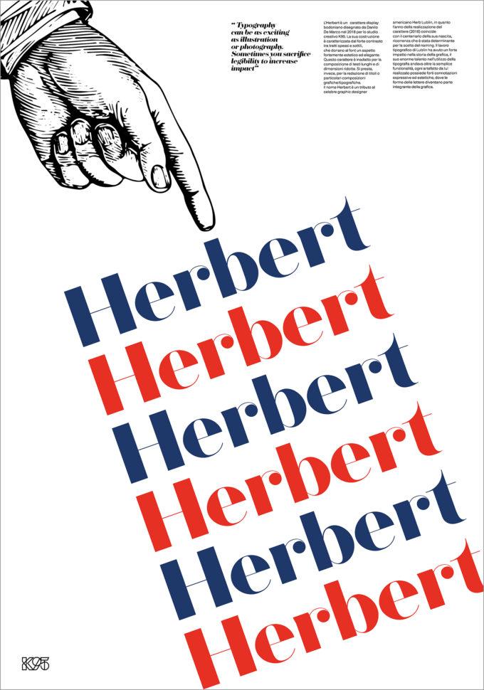 Hand – Herbert poster