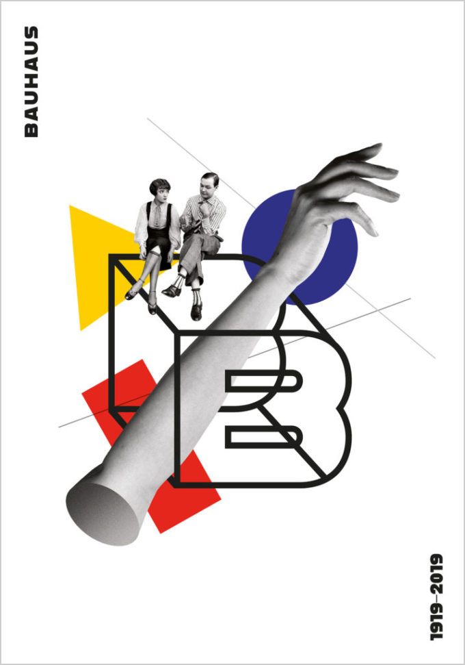 Poster 1 – Bauhaus Posters Serie