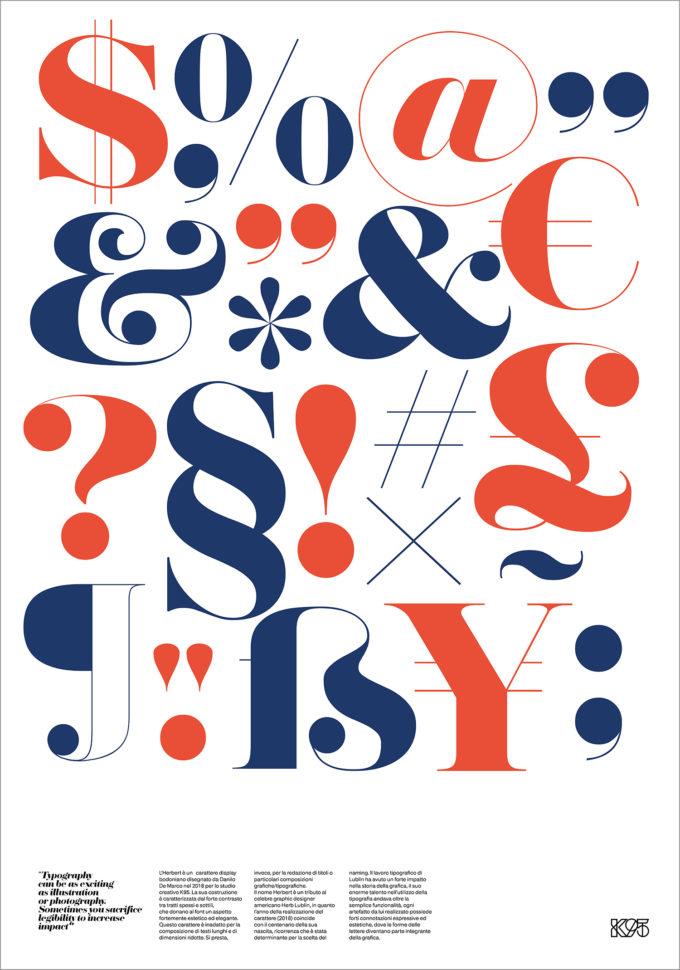 Symbols – Herbert Poster