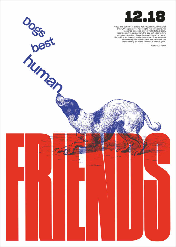 Friends – Poster