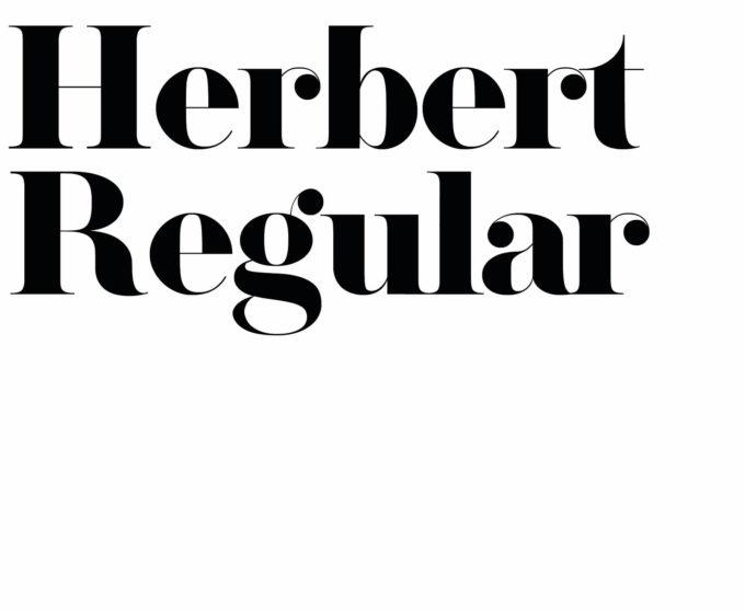Herbert Regular