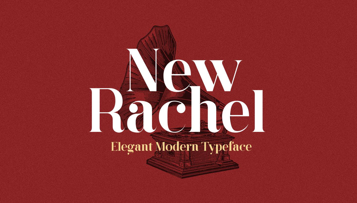 New Rachel Tyepfce by Studio K95