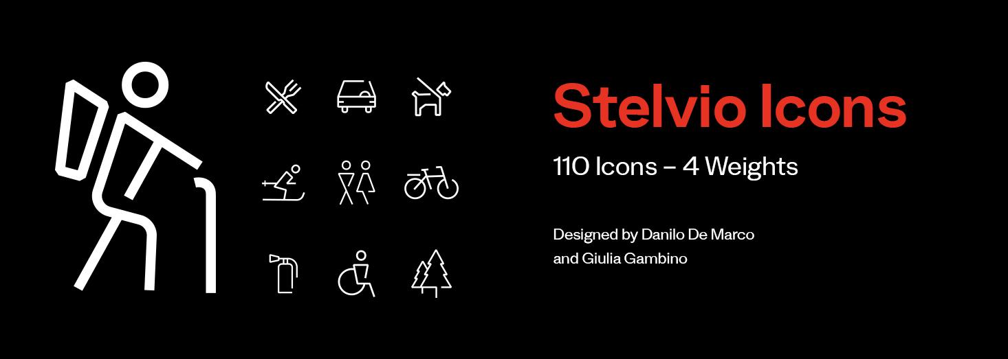 Stelvio Icons