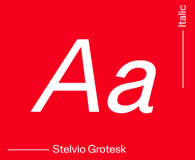 Stelvio Italic